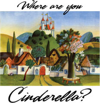 Where Are You Cinderella?